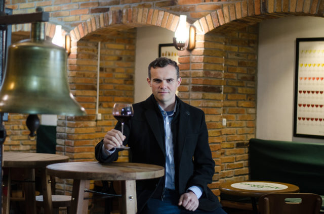André de Gasperin Foto Tatiana Cavagnoli