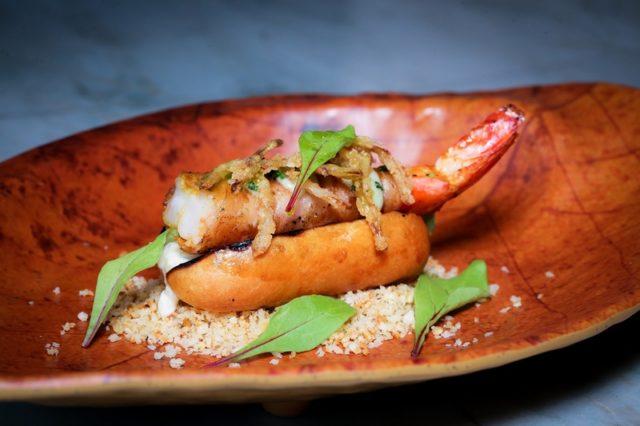 Hot shrimp - crédito Inove Aceleradora