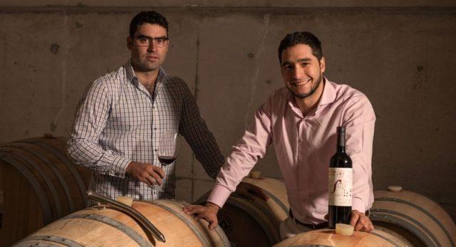 Norberto Páez y Sebastián Bisole