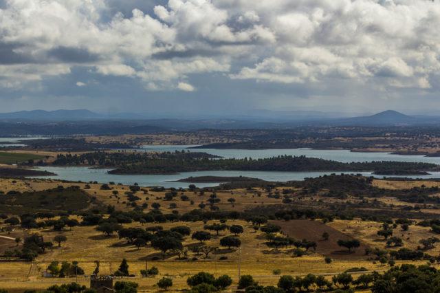 Vista para o Lago Alqueva - Credito Victor Carvalho_
