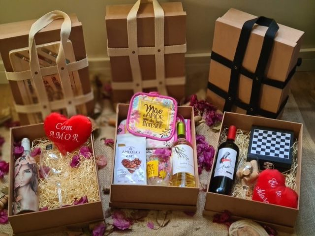 Boxes Vitruvino para as mamães