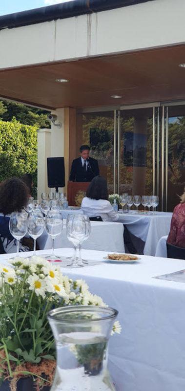 Evento da Embaixada da Argentina