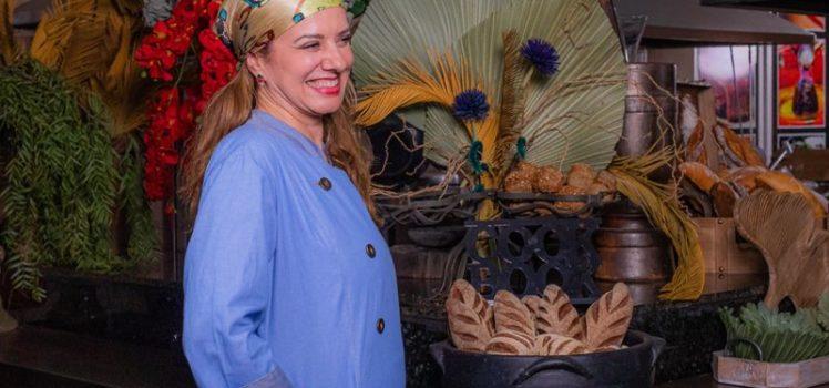 Leninha Camargo: representante do DF no Mestre do Sabor