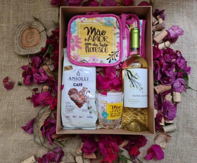 Box Vitrunivo Wine and Cheese