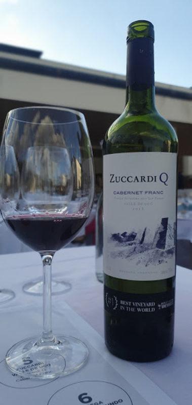 Zuccardi Q Cabernet Franc 2018 - Vinhos Argentinos