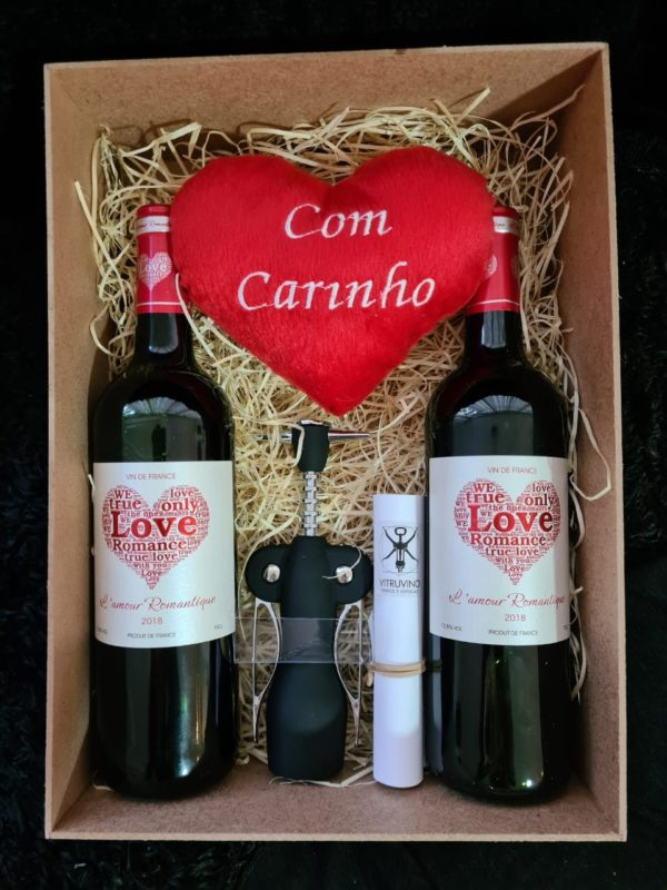Box Amor em Dobro