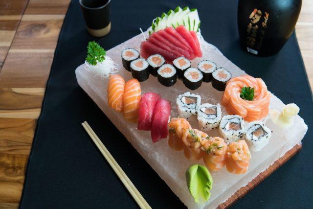 MaYuu Sushi, além do cardápio, também oferecerá, diariamente, seu rodízio japonês, de segunda a quinta, a R$ 94,90, no almoço e no jantar