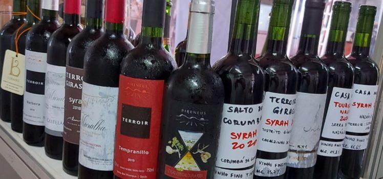 Degustação Vinhos do cerrado