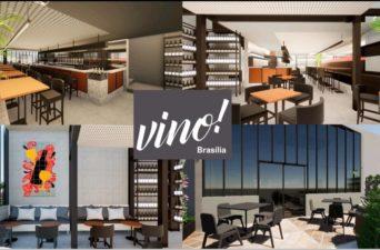 Vino! Brasília: o mais novo winebar da cidade será inaugurado em novembro